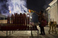 Neujahrsfest: China feiert ins Jahr des Pferdes - Bild 1 von 7 - FAZ