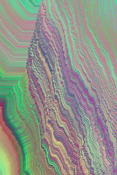 techy topographic canyons