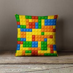 """Lego Pillow 