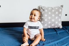 Couches, Christian Clothing, Unisex Baby, Onesies, Blessed, Father, Kids, Etsy, Collection