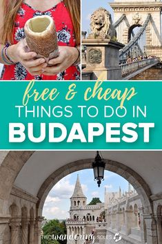 Free and Cheap Things to Do in Budapest Hungary: We have a full list of what to do and see in Budapest. We loved this Eastern European city and think you will too! #travel #budapest #easterneurope