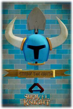 Shovel Knight fan art