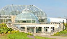 If you go to Pittsburgh, you MUST got to Phipps Conservatory. It is awesome!