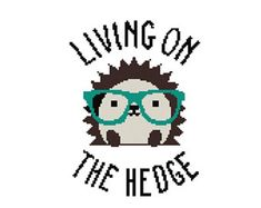Cute Hedgehog For All Hedgehog Lovers Funny Cross Stitch Quote Clever & Nerdy Adorable Cross Stitch Pattern! Cross Stitch Quotes, Cross Stitch Letters, Small Cross Stitch, Cinema Light Box Quotes, Hedgehog Cross Stitch, Cute Hedgehog, Hedgehog Care, Sewing Quotes, Funny Doodles