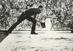 WTF does Jackson Pollock have to with Street Photography?