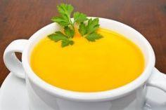 An verregneten Tagen ist eine wärmende Suppe besonders wohltuend.