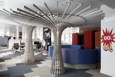 JWT Amsterdam Office | Designed by Koudenburg & Elsinga
