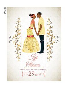 18g 720720 traditional invitations pinterest traditional akwa nwa igbo nigerian traditional wedding invitation stopboris Image collections
