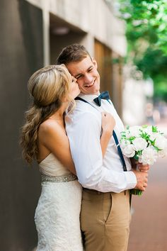 A Portland loft wedding by Brittany Lauren Photography