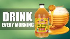 What Will Happen If You Drink Apple Cider Vinegar Mixed With Honey Every...
