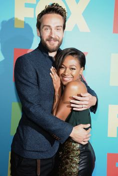 22 Times Tom Mison and Nicole Beharie Personified Our #RelationshipGoals