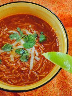 Sopa de Fideos 9