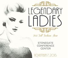 "Tickets are selling fast for this year's Barrington Junior Womens Club popular fall fashion show coming up on Saturday, November 7th! ""Legendary Ladies"" is the theme of this year's event which will channel style icons of the past to celebrate BJWC's 80th year... http://wp.me/p1NGbX-VPA"