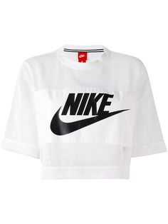 526aedff27a5b2 NIKE Mesh Swoosh Crop Top.  nike  cloth  top