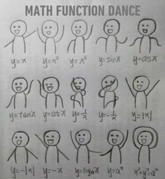 Math function dance