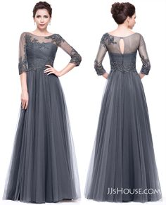 Wear this very classy evening dress on your upcoming gala. This gown features a beautifully draped bodice and a breezy floor-length skirt. Available in 42 colors! Mob Dresses, Trendy Dresses, Elegant Dresses, Fashion Dresses, Affordable Evening Dresses, Gown Party Wear, Net Gowns, Long Gown Dress, Ruffle Beading
