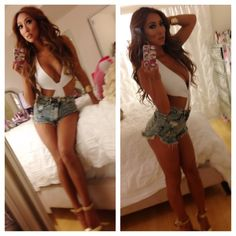 MALIBU PARTY OUTFIT!