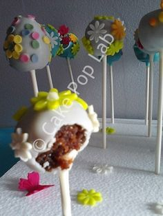 Cake Pop Lab: Labs | Workshops