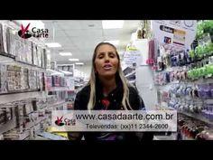 Carol Apresenta Scrap na Loja Mooca - YouTube