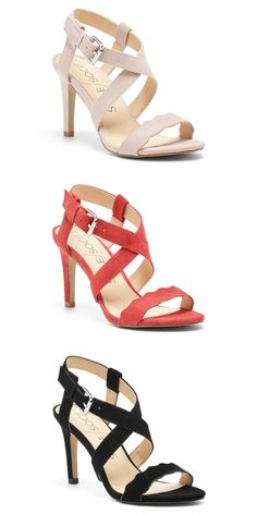Scalloped suede sand