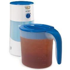 Mr. Coffee TM70 3-Quart Iced Tea Maker