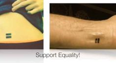 80 year old grandfather gets equality tattoo to support grandson