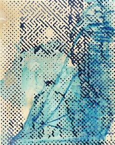 Untitled By Sigmar Polke, 1993
