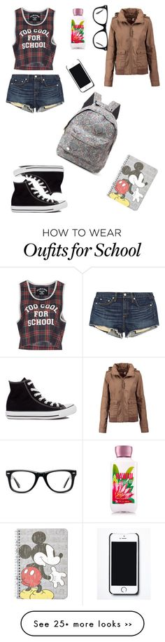 """""""Too cool for school"""" by crazyeve07 on Polyvore"""