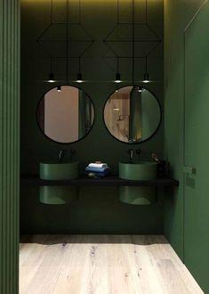 Best Bathroom Jack and Jill Ideas Bathroom jack and jill. Check out these jack and jill bathroom floor plans to find an arrangement that will work for you, big vanity Bathroom Layout, Bathroom Colors, Bathroom Interior, Bathroom Vanities, Bathroom Ideas, Bathroom Green, Bathroom Cabinets, Bathroom Stuff, Gold Bathroom