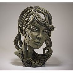 EDGE SCULPTURE - Wood elf leaf