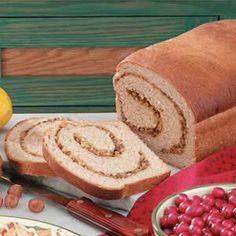 Hazelnut Swirl Bread omg found this it may be the closest thing to what my mom makes need to experiment with this