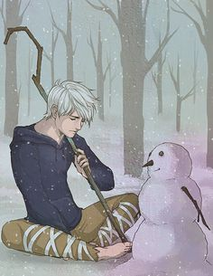 """""""Who needs them, anyway? I can make my own friends…"""" [RotG; Jack Frost]"""