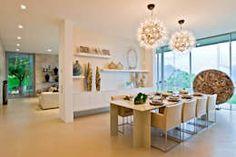 Oriental Chic: Salas de jantar ecléticas por Viterbo Interior design