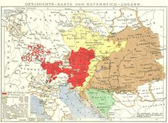 Austro-Hungarian Sphere of Influence...