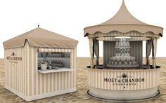 Food Illustration Description Moet Champagne Corner Bar Dubai Airport on Behance – Read More – Kiosk Design, Booth Design, Store Design, Cafe Design, Coffee Carts, Coffee Shop, Moët Chandon, Food Cart Design, Corner Bar