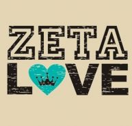 Zeta love requires a big heart. :)