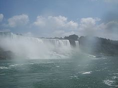 Niagra Falls - Canadian Side