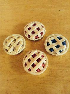 DIY Polymer Clay Pies