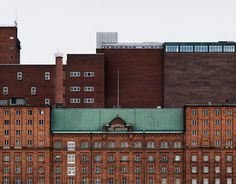 Looking through the work of the Swedish photographer Patrik Lindell, it's hard to choose only a handful of images to show. His work is so focused and consistent and I see many similar qualities with designers' work that I admire. The compositions are straight-forward, and he has a keen eye for subtle details, pattern, color and structure.