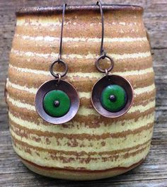 Earrings *This is a one-of-a-kind show piece. Come check us out at Westfest!*