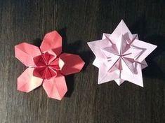 Origami Flower X (Ali Bahmani) - YouTube