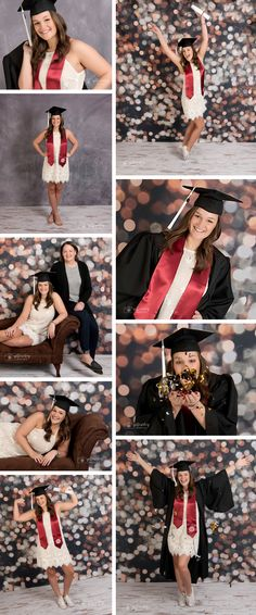 Bennett | IUS Graduate | Family Photography