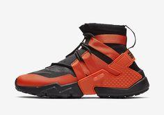 """super popular 08151 fc46a Nike Air Huarache Gripp """"Team Orange"""" Release Date"""
