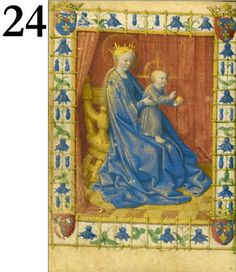 and Child Enthroned.Hours of Simon de Varie.Jean Fouquet(French, born about before Tempera colors,gold paint,gold leaf, and ink on Center. Sale Artwork, Claude Monet, Google Art Project, Medieval, Painting, Art Google, Madonna And Child, Vintage Posters, Sacred Art