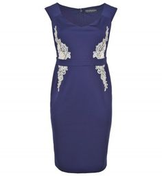 Robe pour les femmes rondes : robe de soirée Little Mistress Curvy pour Zalando