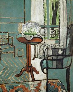 Henri Matisse, La Fenêtre (1916)