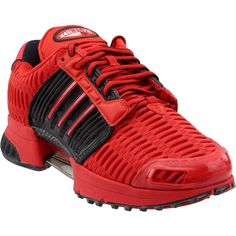 Climacool Provides Cooling For The Entire Foot. Molded Midsole For Lightweight Cushioning. Color Red, Adidas Sneakers, Cool Stuff, Ebay, Fashion, Colour Red, Moda, Fashion Styles, Fasion