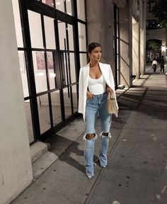 how to put outfits together Casual Chic, Style Casual, Casual Work Outfits, Summer Outfits, Cute Outfits, Classy Jeans Outfit, Fall Winter Outfits, Style Désinvolte Chic, My Style