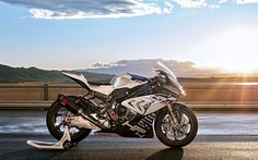 Download wallpapers BMW HP4 Race, 2017, sports motorcycle, 4k, German motorcycles, BMW, Carbon Fiber