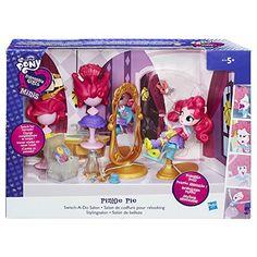 My Little Pony Equestria Girls Pinkie Pie Switch a Do Sal...